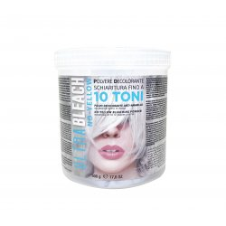 KAY PRO Ultra Bleach No-Yellow 10 Ton - melírovací prášek pro zesvětlení o 10 tónů, 500 g