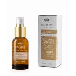 Lisap Top Care Elixir Shining Oil - výživný a regeneračný olej, 50 ml