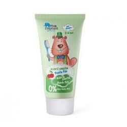 Pink Elephant Bobrík Peťo - zubní pasta pro chlapce, 50 ml