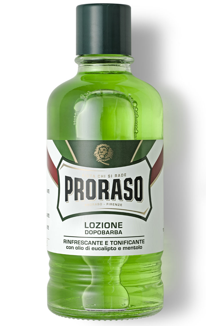 Proraso Aftershave Lotion Refreshing - osvěžující voda po holení, 400 ml