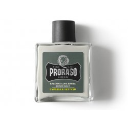 Proraso Beard Balm Cypress and Vetyver - balzám na bradu s vôňou cyprusu a vetiveru, 100 ml