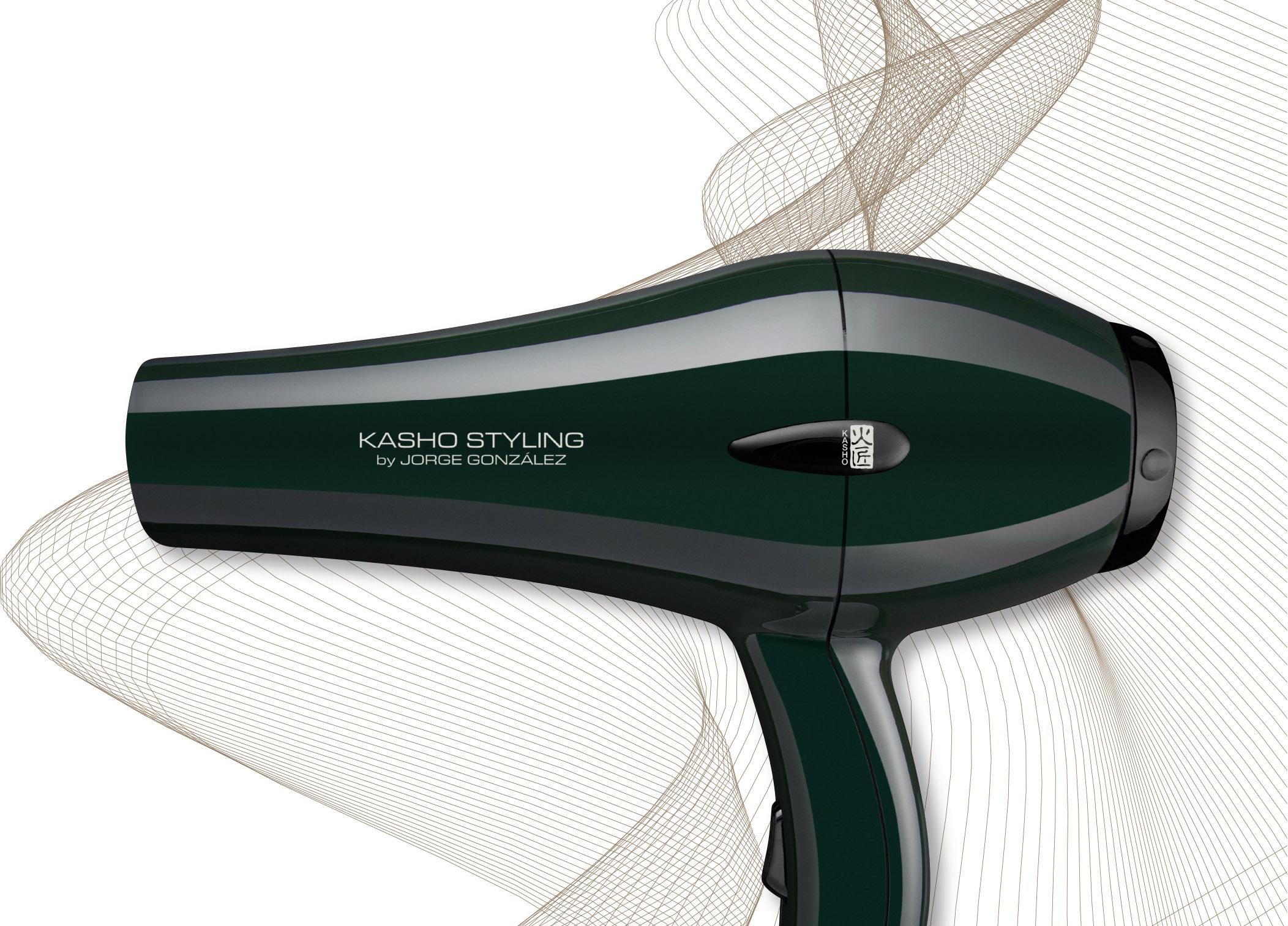 KASHO KSJG-01 Dryer Professional - profesionálny fén na vlasy