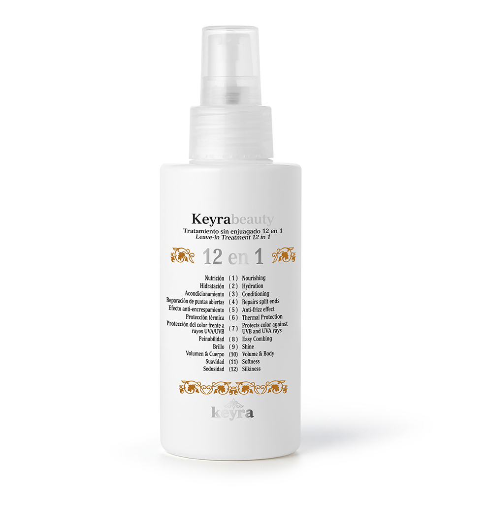 Keyra 12v1 Leave-in Treatment - bezoplachová regenerace, 150 ml