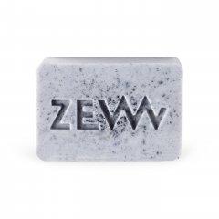 ZEW for men Hair Soap - mydlo na vlasy s dreveným uhlím, 85 ml + vrecko M