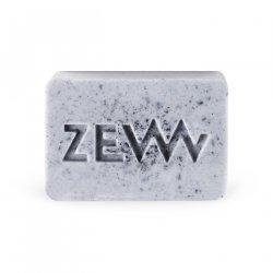 ZEW for men Hair Soap - mýdlo na vlasy s dřevěným uhlím, 85 ml + Kapsa M