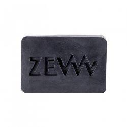 ZEW for men Body and Face soap - mýdlo na tělo a obličej s dřevěným uhlím, 85 ml + Kapsa M