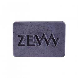 ZEW for men Shaving Soap - mydlo na holenie s dreveným uhlím, 85 ml + vrecko M