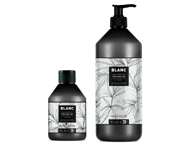 Black Blanc Volume Up Shampoo - šampón pre objem