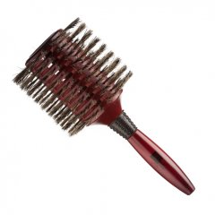 Eurostil 02178 Round Brush Mixed JUMBO - kefa na fúkanie vlasov, 63 mm