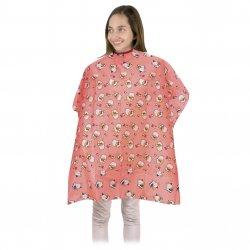 Eurostil 02509/70 Cape Kids Pink Ducks - detská pláštenka, ružová, na suchý zips