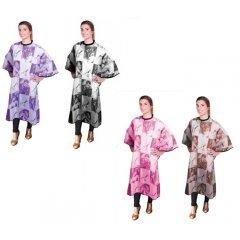 Eurostil Cutting Cape Model Scissors - kadernícka pláštenka na strihanie, farbenie, suchý zips