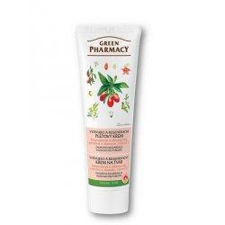 Green Pharmacy - vyživující a regenerační krém na obličej s rakytníkovým a olivovým olejem, 100 ml