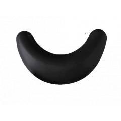Italy Ceramic Tender - ochrana na umývací box, čierna