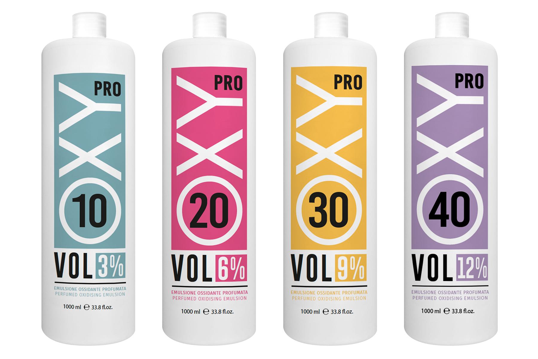 KAYPRO Oxy Pro Acqua - parfumovaný oxidant