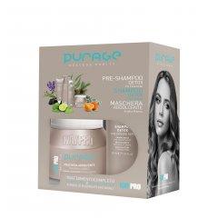 KAYPRO Purage Ageless Purity Kit - detoxikačný set na vlasy