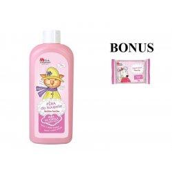 Pink Elephant Kočička Sonička - pěna do koupele pro holčičky, 500 ml + dětské mýdlo, 90 g