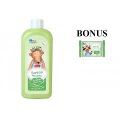 Pink Elephant Medvedík Miško - šampón pre chlapcov, 500 ml + detské mydlo, 90 g