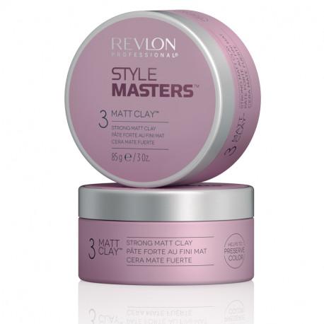 Revlon Style Masters Matt Clay - matná hlina, 85 g
