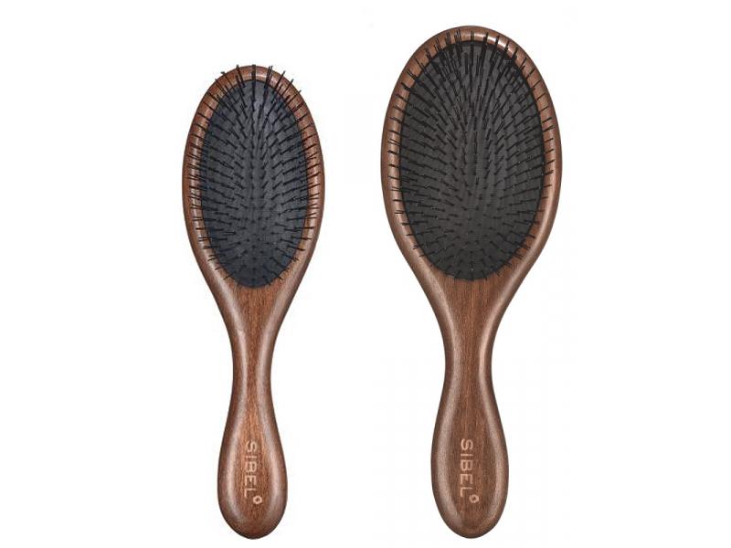 Sibel Decopad - nylónové kefy na rozčesávanie vlasov