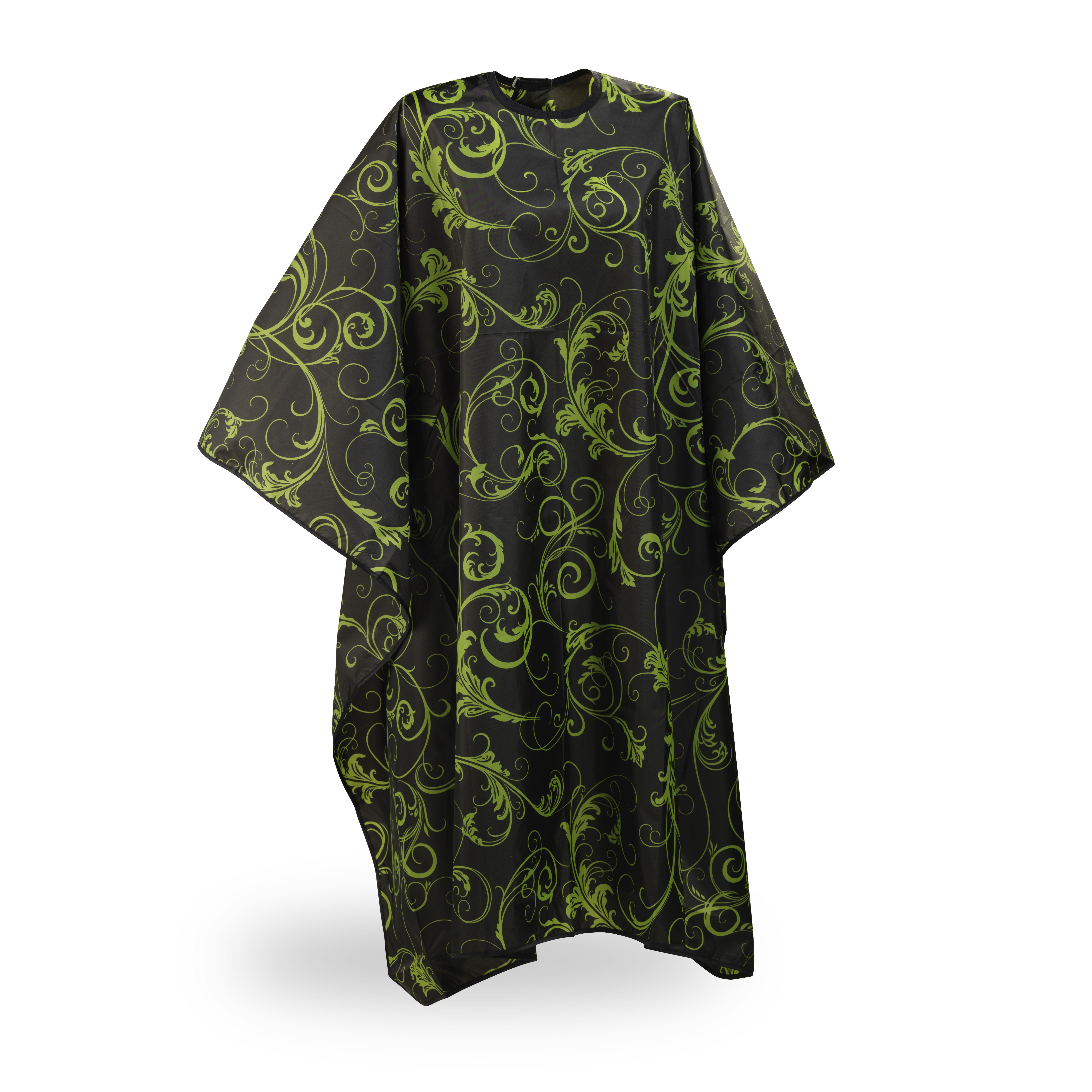 Wako Ivy cape, green 5614 - kadernícka pláštenka na háčik