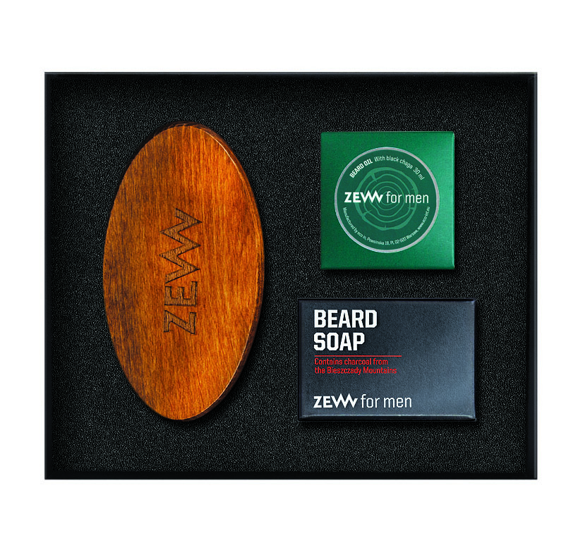 ZEW for men The Tidy Lumberjack set 8388 - pánská sada