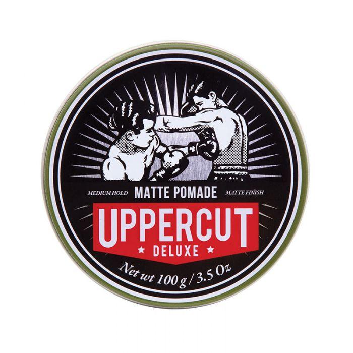 Uppercut Deluxe Matt Pomade - matná pomáda so stredným držaním