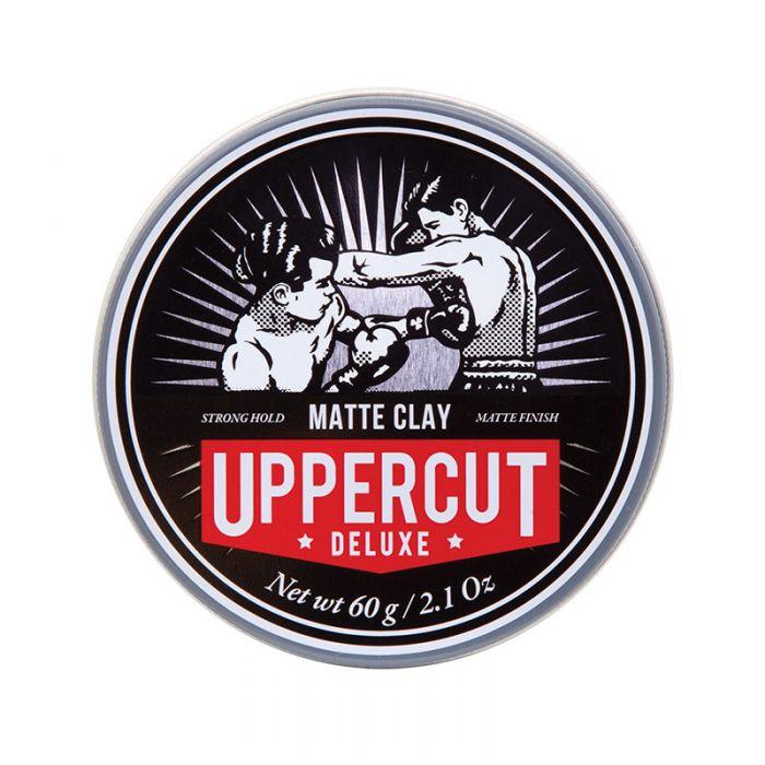 Uppercut Deluxe Matte Clay - matná hlína se silným držením