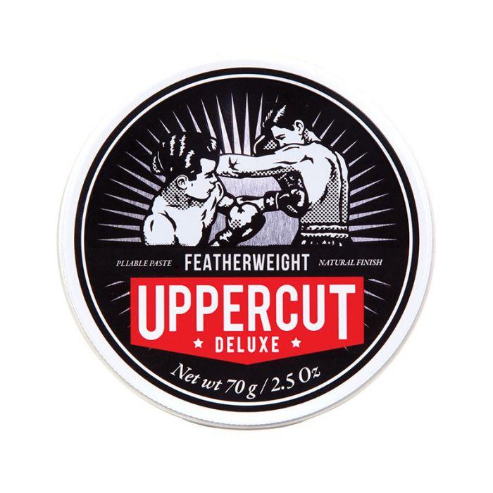 Uppercut Deluxe Featherweight - vláknitá pasta s pevným držením a nízkým leskem