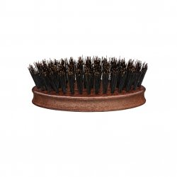 Barber Line 06073 Wooden Small Brush Talas - kartáč na bradu, malý