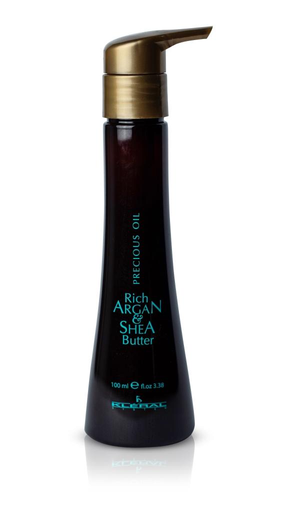 Kléral Argan & Shea Butter Precious Oil - olej na vlasy, 100 ml