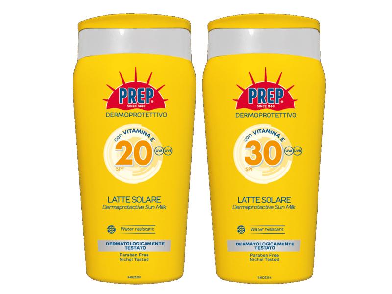 PREP Derma Protective Sun Milk - ochranné opalovací mléko