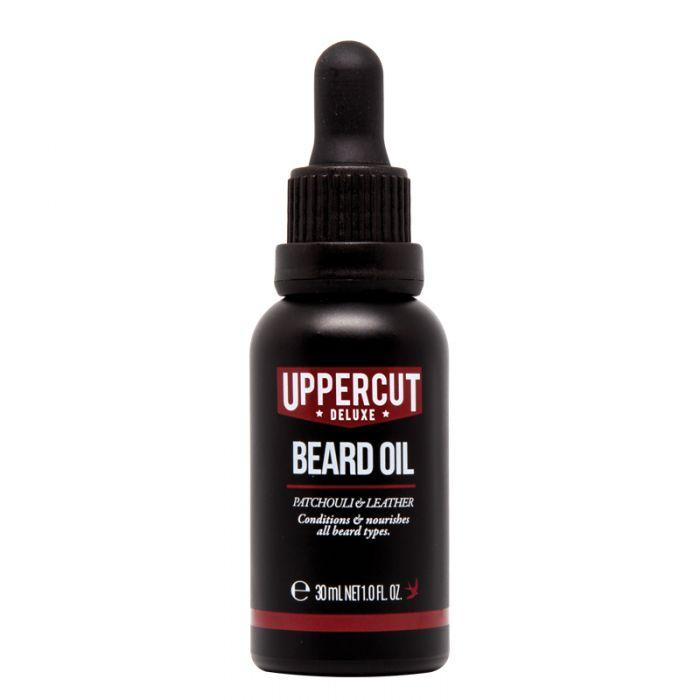 Uppercut Deluxe Beard Oil - olej na bradu, 30 ml