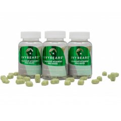 AKCE: IVY Bears - 3x vlasové vitamíny pro muže, 60 ml