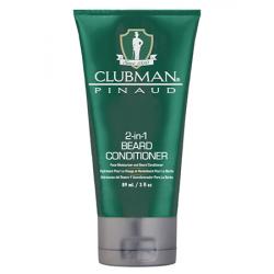Clubman Beard Conditioner 2v1 9955 - kondicionér na bradu, 89 ml