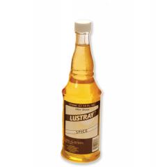 Clubman Lustray Spice After Shave 4703 - voda po holení s vůní hřebíčku, máty a eukalyptu, 414 ml