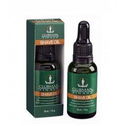 Clubman Shave Oil 0043 - olej na holení, 30 ml