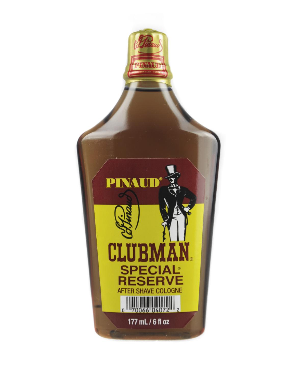 Clubman Special Reserve Cologne 0722 - kolínská voda po holení so silnou pánskou vôňou, 177ml