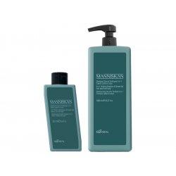 Människan 3v1 Shampoo - posilňujúci šampón a sprchový gél 3v1
