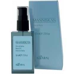 Människan Beard Oil - olej na vousy, 50 ml
