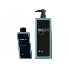 Människan Black Toning Shampoo - černý tónovací šampon