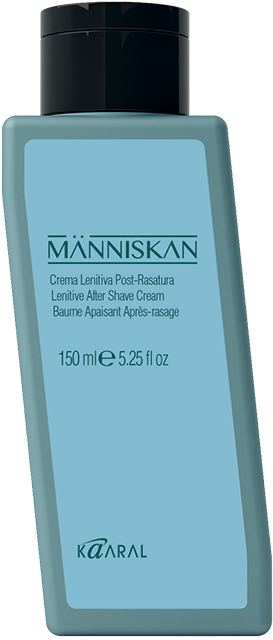 Människan Lenitive After Shave Cream - zvláčňujúci krém po holení, 150 ml