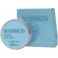 Människan Moustache Wax - vosk na fúzy, 30 ml
