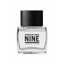 American Crew Nine Fragrance for men - pánský parfém devíti vůni, 75ml