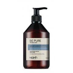 Niamh Hairkoncept Be Pure Detox Mask - maska na mastné vlasy, 500 ml
