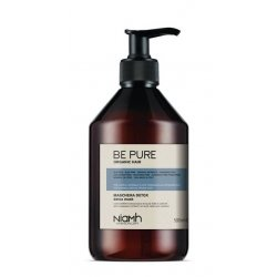 Niamh Hairkoncept Be Pure Detox Mask - maska na mastné vlasy, 500 ml