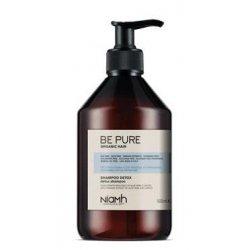 Niamh Hairkoncept Be Pure Detox Shampoo - šampón na mastné vlasy, 500 ml