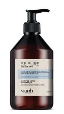 Niamh Hairkoncept Be Pure Detox Shampoo - šampon na mastné vlasy, 500 ml