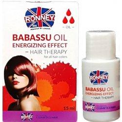Ronney Professional Hair Oil Babassu Oil Energizing Effect - posilující olej na vlasy, 15ml