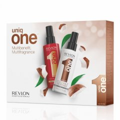 Uniq One DUO Pack Classic and Coconut - set regeneračných kúr klasik, 150 ml + kokos, 150 ml