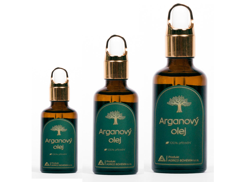 Agrico Oil Argan Oil - 100 % arganový olej